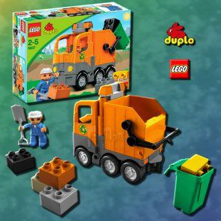 Lego Duplo Lego Ville Garbage Truck 5637