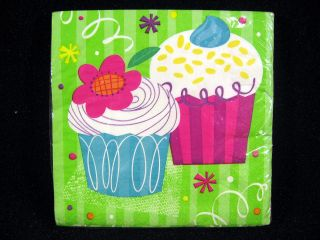 Cupcake Themed Party Supplies