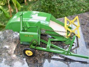 Vintage John Deere Toy Combine