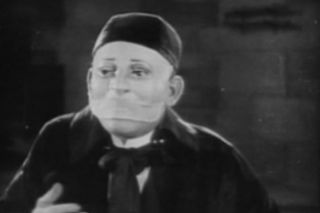Lon Chaney as Phantom in Phantom of The Opera 1929