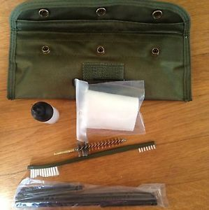 Military Style Gun Cleaning Kit