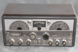 Hallicrafters SX 100 MKII HF Communications Receiver