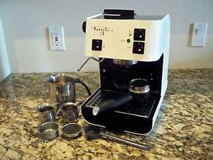 Starbucks Barista Saeco Sin 006 Coffee Espresso Machine Accessories Nice
