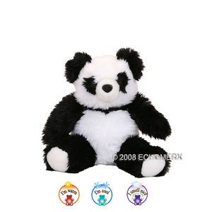 Sootheze Aromatherapy Panda Bear Stuffed Hot Cold Microwavable Lavender