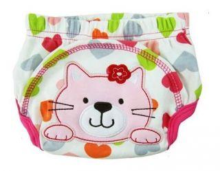 7 Baby Toddler Girls Boys Potty Training Pants Underwear Sizes Medium Large