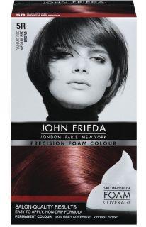 John Frieda 5R Medium Red Brown Color
