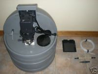 Stenner Chemical Feed Pump for Water Well Pump System