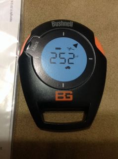 Bushnell Bear Grylls Back Track GPS Personal Navigation Device Hikers Xmas Gift