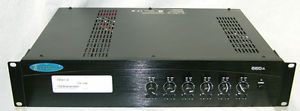 Crown 660A 6 Channel Commercial Audio Power Amplifier Amp