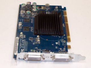 Apple 630 6627 Power Mac G5 NVIDIA FX5200 ADC DVI AGP Pro