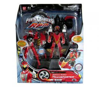 Power Rangers RPM DX Vehicle Formula Eagle Transporter
