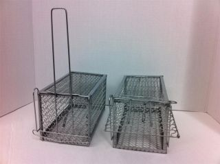 2 Yard Pest Ready Use Seller Garden Animal Trap Rat Mouse Catch Cage Control