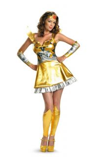 Transformers 3 Dark of The Moon Movie Bumblebee Sassy Sexy Female Adult Costume