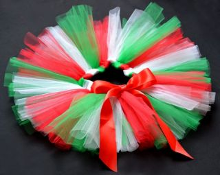 Christmas Party Costume Ballet Dancing Girl Toddler Child Baby Tutu Skirt O 5yrs