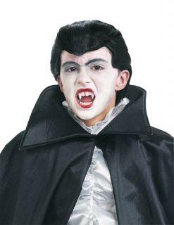 Kids Vampire Boys Halloween Costumes Wig