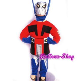 Halloween Party Transformers Optimus Prime Costume 2T 7