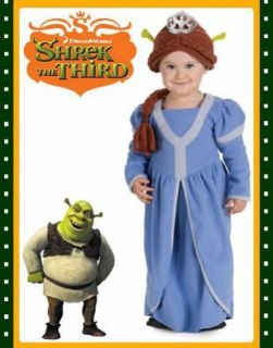 Princess Fiona Shrek The Third Baby Costume Newborn 0 9