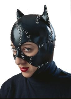 Catwoman from Batman Over The Head Mask for Costume