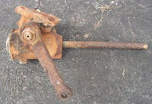 1964 Chevy Corvair Steering Box Traditional Hot Rod Street Rat Part Reverseable