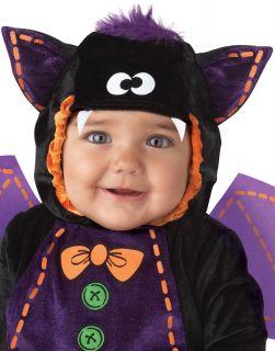 Black Baby Bat Cute Animal Infant Jumpsuit Toddler Kids Costume s L