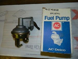 GM AC Delco Fuel Pump 1967 Only Corvette 1968 69 Replacement 427 GM 6416741
