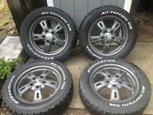 """Toyota Tundra JTI 20"""" Wheels Rims Tires TPS Sensors"""