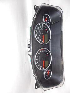 06 06 Nissan Pathfinder 4x4 Instrument Cluster Speedometer 2006 7586