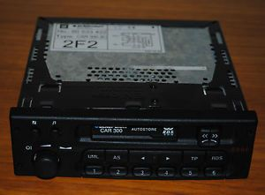 Blaupunkt Car 300 Stereo Radio Cassette Player with Code