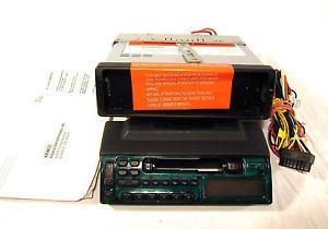 Vintage New Kraco KF 1646A Am FM Cassette Tape Deck Player Car Stereo Radio DIN