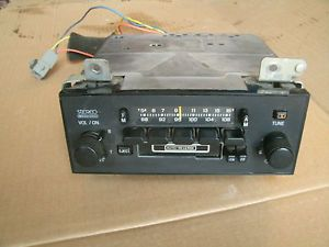80's Ford Am FM Cassette Tape Car Audio Indash Player Stereo Radio