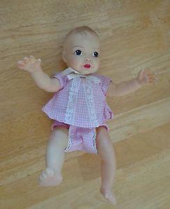 """Vintage 1950's Terri Lee Baby Sister Linda Doll 10"""" All Original"""