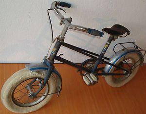 Peugeot Bike Child Model Vintage Made in France Perfect for Learning to Cycling
