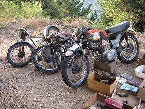 1968 Late Triumph Tiger Cub Motorcycle Parts