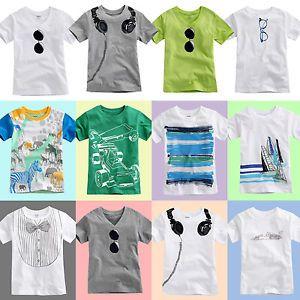 "Vaenait Baby Toddler Kids Boy Unisex Top T Shirts "" Boys T Shirts """
