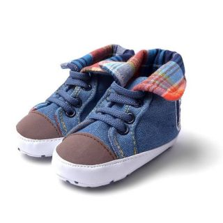 Fashion New Soft Baby Girl Boy Shoes Kid Children Boots Infant Newborn Shoes