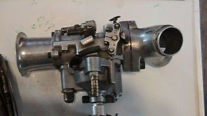Harley s s Super B Fuel Carburetor Carb Manifold Velocity Stack Nitro Drag Bike