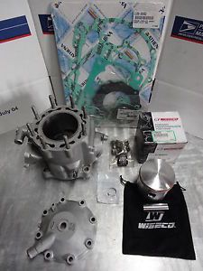 Honda Pilot FL400R Top End Fresh Bore Hone Cylinder Piston Gasket Kit FL400