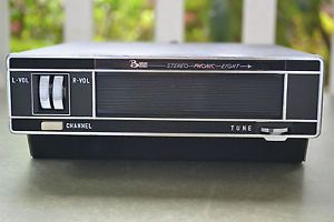 NN Vintage Brand New Unused Boman 8 Track Car Stereo Tape Player Model BM 905