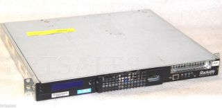 Lot of 4 Rackable Systems 1U Server Dual L5420 Xeon QC 2 5 GHz 8GB No Hard Drive 999990111707