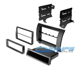 ★ Car Stereo Radio Dash Install Mounting Kit CD Player Dash Installation Trim ★