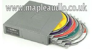 Land Rover PU2610A XQE500201 CD Changer Magazine