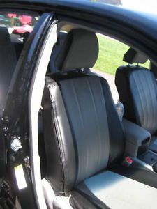 Toyota Camry 2012 2014 Custom Made Seat Covers Vinyl Water Proof 12