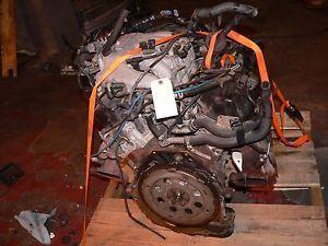 1999 Nissan Pathfinder Engine 3 3L Vin A 4th Digit VG33E frm 12 98 Vin 7