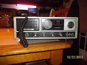 President Zachary T Base Station CB Radio