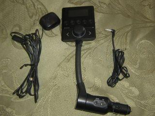 Sirius XM Snap Portable Satellite Radio w Antenna