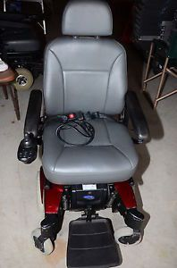 Invacare Pronto M51 Electric Power Wheelchair Sure Step New Batteries
