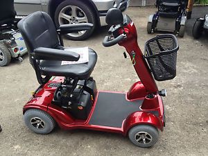 Roma Sorrento Portable Electric Mobility Scooter Chair Wheelchair Powerchair