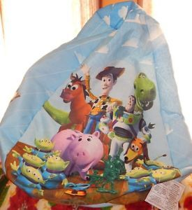 Disney Toy Story Children Bean Bag Chair Woody Alien Slinky Dog Rex Etc