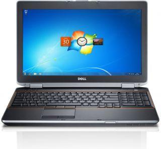 Very Fast Dell Latitude E6520 2nd Gen Core i7 2 5GHz 128GB SSD 4GB Win 7 64bit