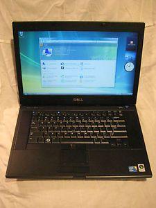 Dell Latitude E6510 Laptop Notebook Core i5 M520 2 4GHz 4GB 250GB DVD RW WiFi